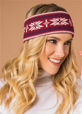 Snow It All Headband
