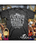 What Willie's Having Tee
