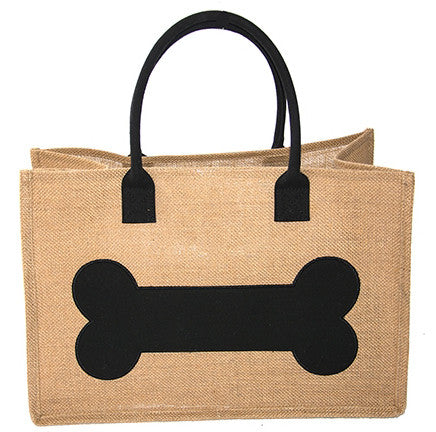 Pet Dog Bone Tote Bag