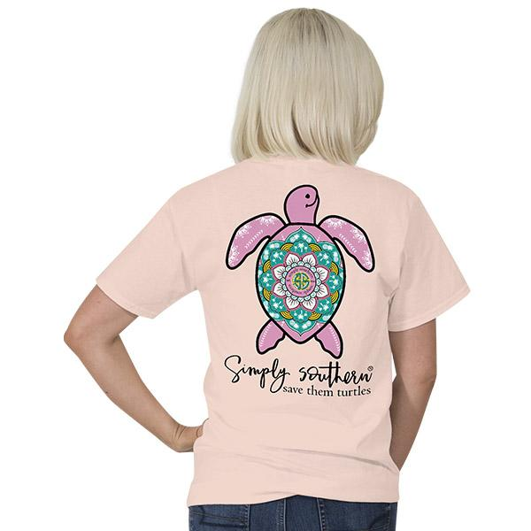 Boho Rose Save The Turtles
