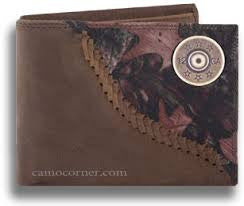 Fencecrow camo pass case wallet