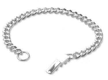 Silver Plated Charm Bracelet 8