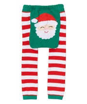 DP Red Santa Stripe Leggings