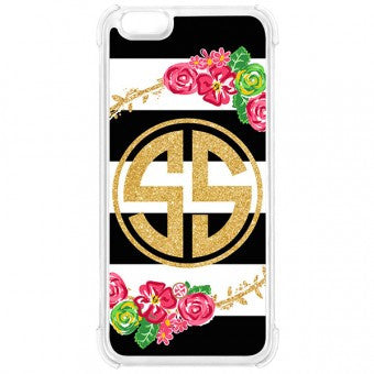 SS i6 Flowers Case