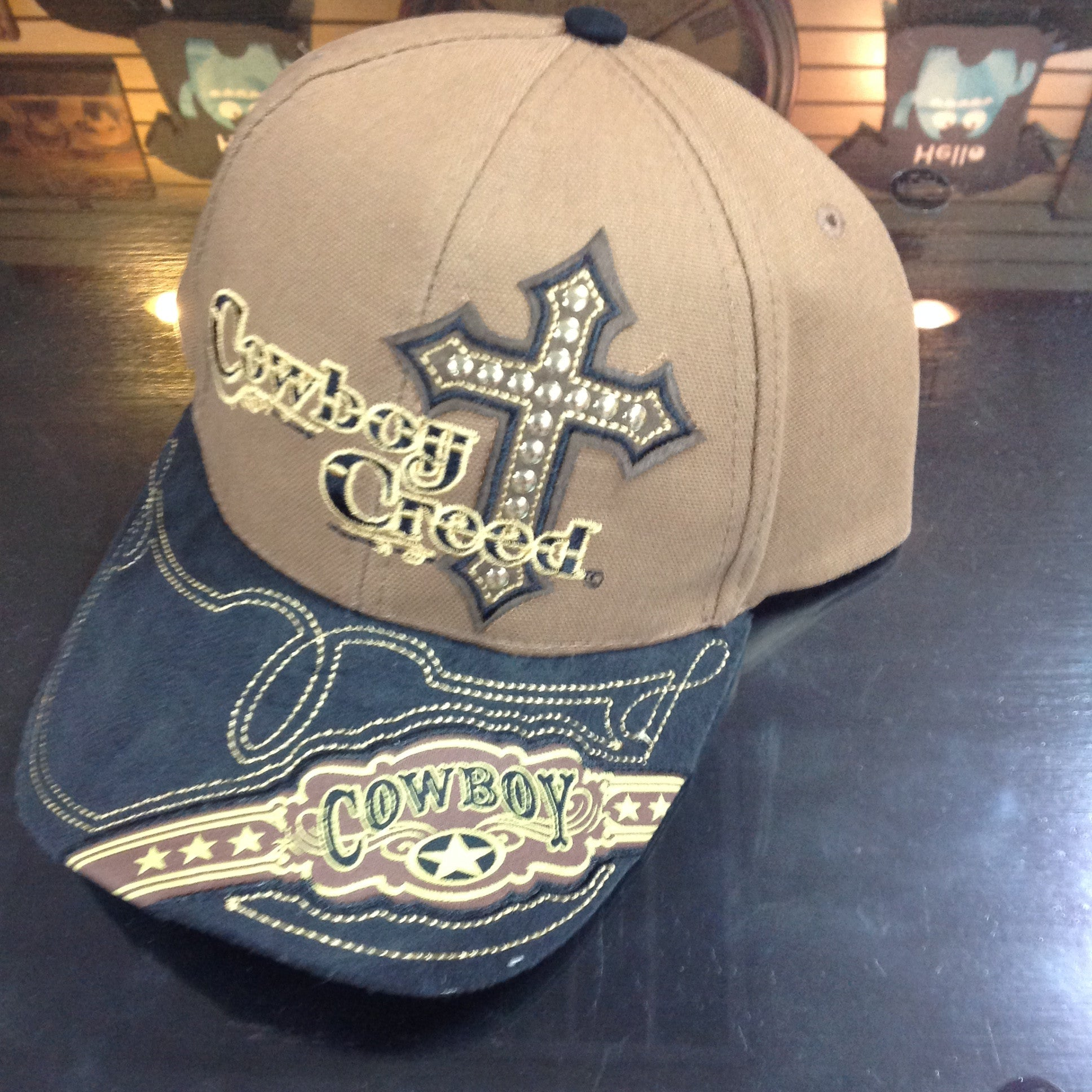 Cowboy Creed Cap