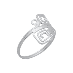 Sterling Silver Ring- HPSilver Sterling Silver Ring RG.CEZ.1254