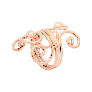 Copper Ring 4010
