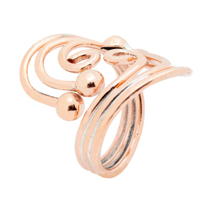 Copper Ring 4011