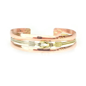 Bracelets Copper Bracelet - HPSilver, Copper Adjustable Cuff BR.HEC.4003