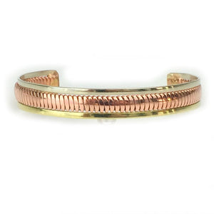 Bracelets Copper Bracelet - HPSilver, Copper Adjustable Cuff BR.HEC.4004