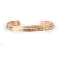 Bracelets Copper Bracelet - HPSilver, Copper Adjustable Cuff BR.HEC.4005