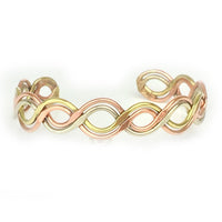 Bracelets Copper Bracelet - HPSilver, Copper Adjustable Cuff BR.HEC.4007
