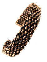 Bracelets Men's Copper Bracelet - HPSilver, BR.VIC.4025 - The Rogue