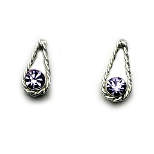 Sterling Silver Earrings 1501