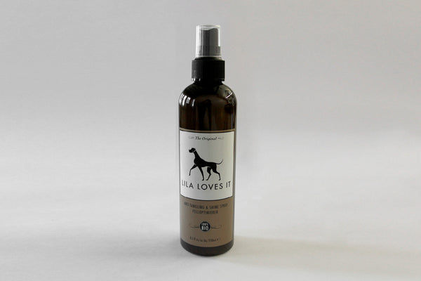 Anti-tangling & shine spray