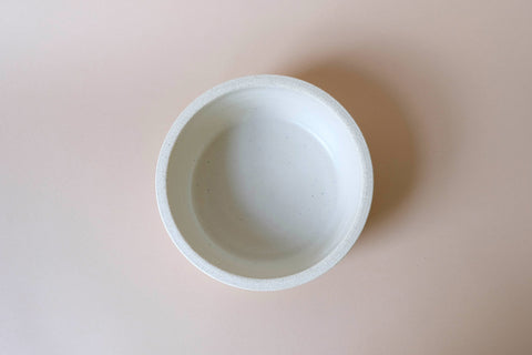Medium dog bowl #002