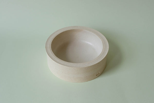 Medium dog bowl #003