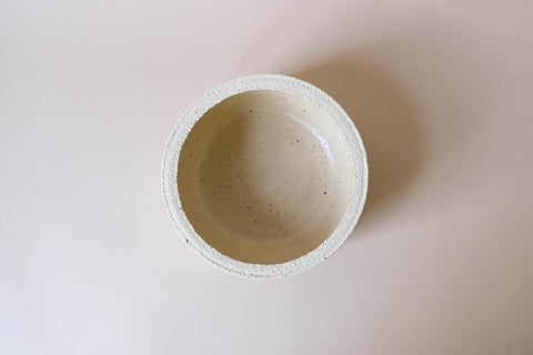 Small dog bowl #009