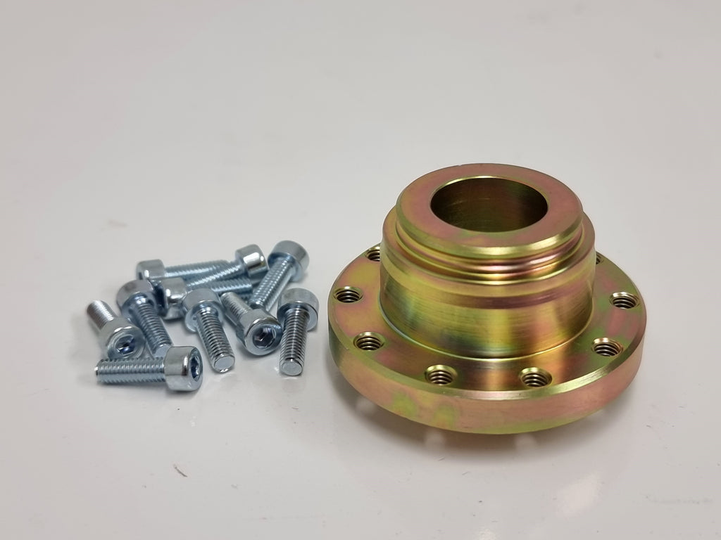VCM LSA, S/C, PULLEY HUB, 10 BOLT