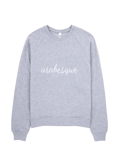 Arabesque Crewneck Sweatshirt