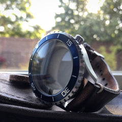 American Dive Watch Dark Seal Model D by Seals Watch Company