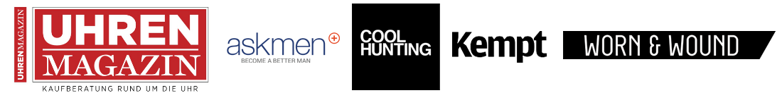 Microbrand Seals Watch Company Mentions Cool Hunting, Worn and Wound, Uhren Magazin