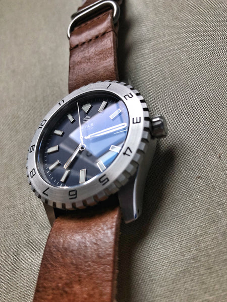 Dark Seal 200M Water Resistant Automatic Wrist Watch