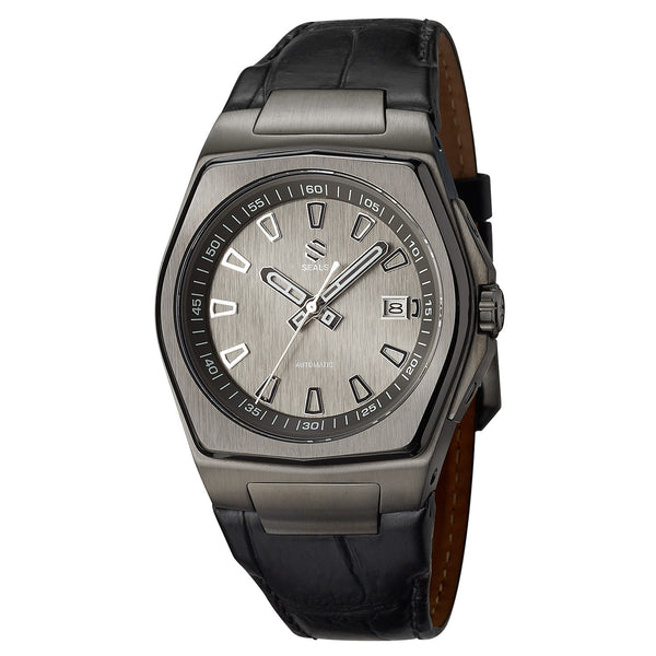 Slate PVD with Slate Dial - Automatic Wrist Watch - American Microbrand