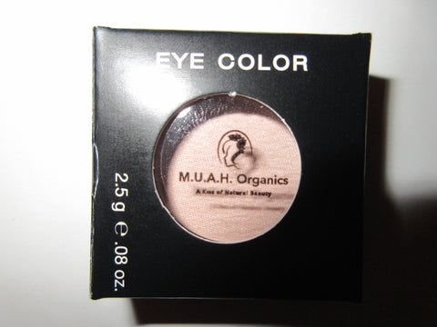 Pink Pantherette-All Natural Eyeshadow - M.U.A.H. Organics