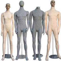 Bendable & Posable Mannequins