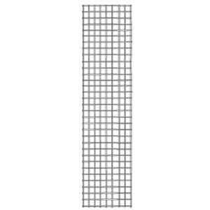 AF-026-28 Gridwall Panels 2' x 8' (Pack of 3 panels) - DisplayImporter