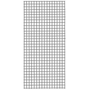 AF-026-48 Gridwall Panels 4' x 8' (Pack of 2 panels) - DisplayImporter