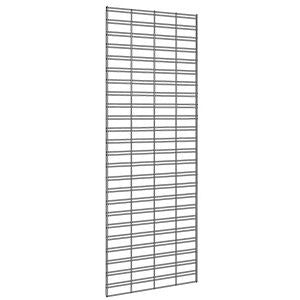 AF-028-28 Slatgrid Panels 2' x 8' (Pack of 3 panels) - DisplayImporter