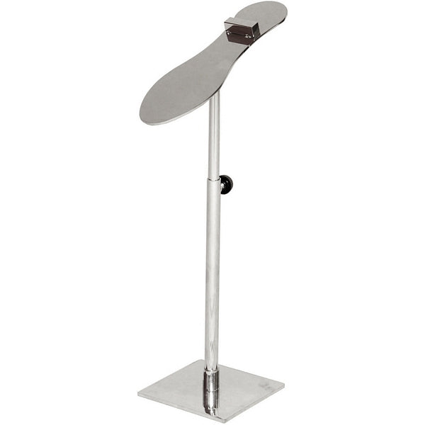AFD-003 Countertop Shoe Display Stand with Heel Bar - DisplayImporter