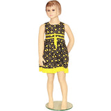"AFD-043 Girl's Mannequin with Molded Hair 3' 9"" - DisplayImporter"