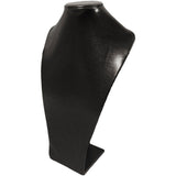 DS-036 Long Bust Leatherette/Velvet Display - DisplayImporter