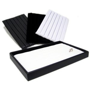 DS-142 Continuous Slot Ring Insert Pads for Jewelry Display Trays (Tray not Included) - DisplayImporter