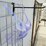 MN-AA12 USED Plastic Hanging Bra Form Display (FINAL SALE)