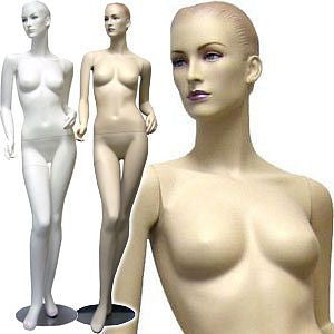 MN-029 Ladies Full Size Mannequin  - DisplayImporter.com - 1