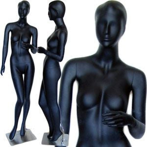 MN-046 Female Abstract Full Body Mannequin - DisplayImporter