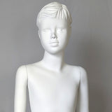MN-124 Young Teenage Boy Standing Mannequin 4' 7""