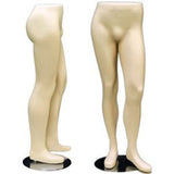 MN-146 Lower Torso Male Half Body Pants Mannequin Form - DisplayImporter