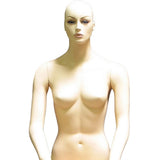 MN-200 Female Mannequin in Sitting Position with Pedestal - DisplayImporter