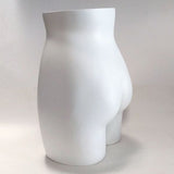 MN-226A Fiberglass Female Butt Mannequin Hip Form