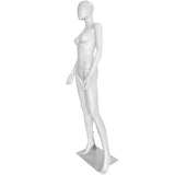 MN-241 Female Full Body Egghead Mannequin with Removable Head - DisplayImporter