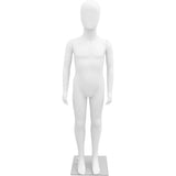 "MN-252 Plastic Unisex Child Preteen Full Body Mannequin 4' 3.25"" - DisplayImporter"