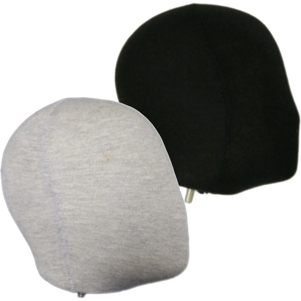 MN-407HEAD Fabric Covered Foam Male Egg Mannequin Head Attachment - DisplayImporter