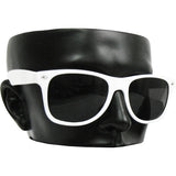 MN-510 Half Face Sunglasses/Eyeglasses Display Head - DisplayImporter