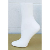 "MN-AA6 USED 10.1"" Freestanding Women's Anklet High Socks Leg Display (FINAL SALE)"