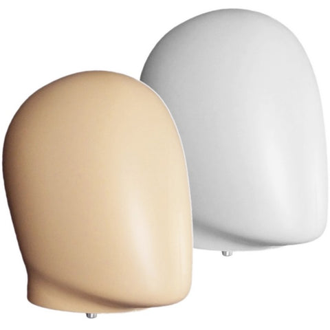 MN-EHM Plastic Male Egghead Attachment for Mannequins/Forms - DisplayImporter